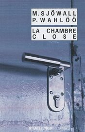 Couverture La Chambre close