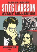 Couverture Stieg Larsson avant Millenium