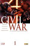 Couverture Civil War, tome 1