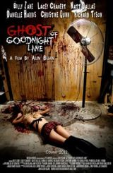 Affiche Ghost of Goodnight Lane