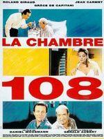 Affiche La chambre 108