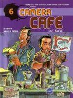 Couverture Tout baigne - Caméra Café, tome 6