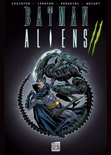 Couverture Batman/Aliens II