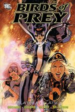 Couverture Birds of Prey: Platinum Flats