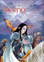 Couverture Bataille - Weëna, tome 5
