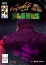 Jaquette Saints Row : The Third - The Trouble with Clones