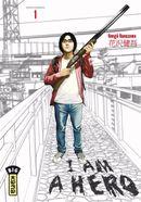 Couverture I am a Hero, volume 1