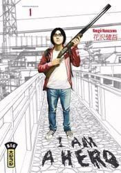 Couverture I am a Hero, tome 1