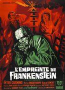 Affiche L'Empreinte de Frankenstein