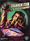 Affiche Frankenstein s'est échappé