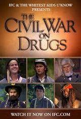Affiche The Civil War on Drugs