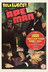 Affiche L'Homme singe