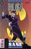 Couverture Batman : Going Sane