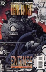 Couverture Batman : Engines