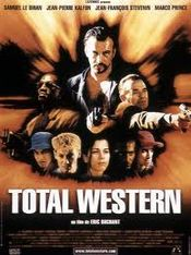 Affiche Total Western