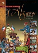 Couverture Allons enfants (1792-1815) - Cette histoire qui a fait l'Alsace, tome 9