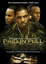Affiche Paid in Full