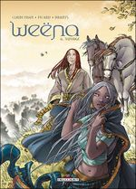 Couverture Voyage - Weëna, tome 6