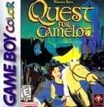 Jaquette Quest For Camelot