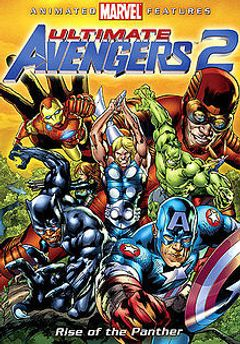 Affiche Ultimate Avengers 2