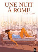Couverture Une nuit à Rome, tome 1