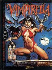 Couverture Vampirella, tome 1