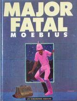 Couverture Major Fatal, tome 1