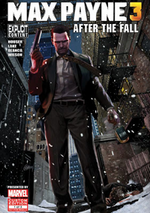 Couverture Max Payne 3 : After the Fall