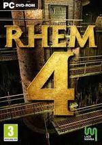 Jaquette Rhem 4 : Les Fragments dorés