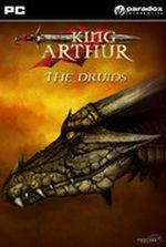 Jaquette King Arthur: The Druids