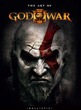 Couverture The Art of God of War III