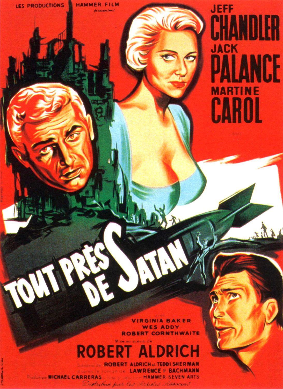 Jack Palance Filmes Classy tout près de satan - film (1959) - senscritique