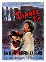 Affiche Tunnel 28