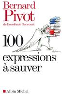 Couverture 100 expressions à sauver