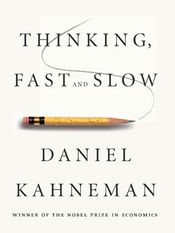 Couverture Thinking, Fast and Slow