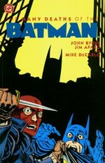Couverture Batman: The Many Deaths of the Batman