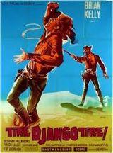 Affiche Tire Django, tire