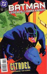 Couverture Batman: Citadel