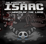 Jaquette The Binding of Isaac : Wrath of the Lamb