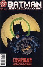 Couverture Batman : Conspiracy