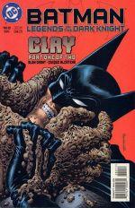 Couverture Batman : Clay