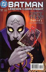 Couverture Batman : Dirty Tricks