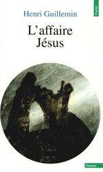 Couverture L'Affaire Jésus