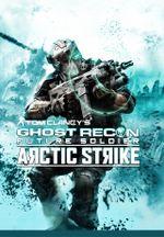 Jaquette Ghost Recon : Future Soldier - Arctic Strike