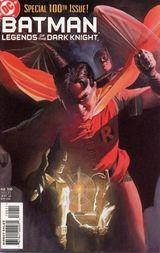 Couverture Batman : Choices