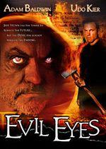 Affiche Evil Eyes