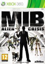 Jaquette Men in Black : Alien Crisis