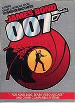 Jaquette James Bond 007