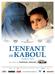 Affiche L'Enfant de Kaboul