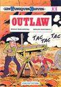 Couverture Outlaw - Les Tuniques bleues, tome 4